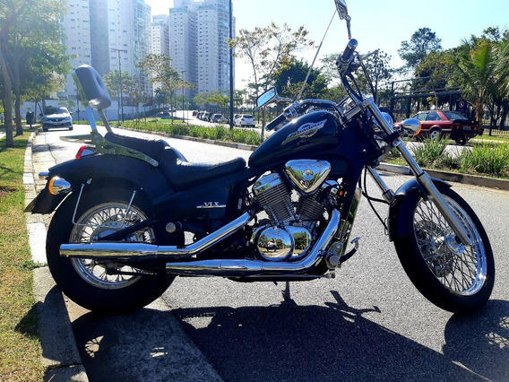 Honda Shadow 600 - Revisada