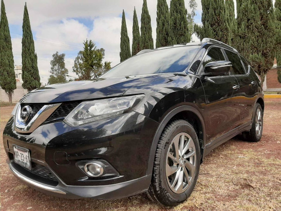 Nissan X-trail 2.5 Exclusive 3 Row Mt 2016