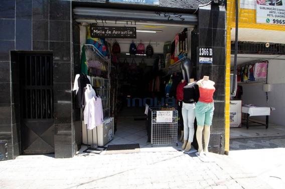 Loja Comercial Para Locação, Centro, Fortaleza. - Lo0002