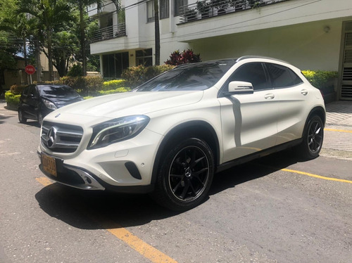 Mercedes-benz Clase Gla 2016 1.6
