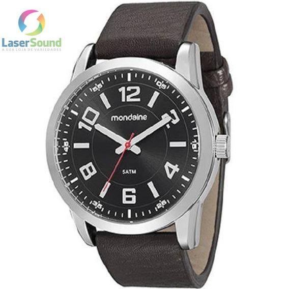 Relógio Mondaine Masculino 99071g0mvnh1, C/ Garanta E Nf