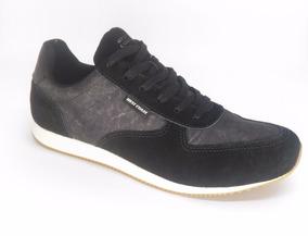 7509042a15 Sapato De Camurça Preto Masculino West Coast - Sapatos no Mercado ...