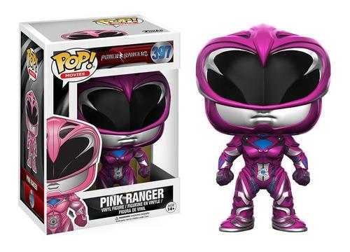 Funko Pop! Pink Ranger #397