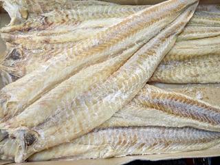 Bacalao Noruego Legitimo Importado, Ling O Langa, Sin Piel