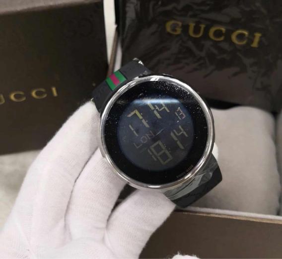 Relógio Digital Preto Original