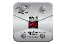 Pedaleira Waldman Bass Voice Bv-1fx | Baixo | Com Fonte