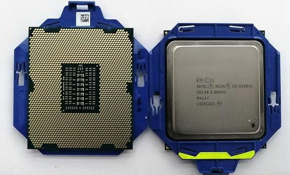 Processador Xeon E5-2650v2 8/16 Cores Melhor Que I7 3770 24h