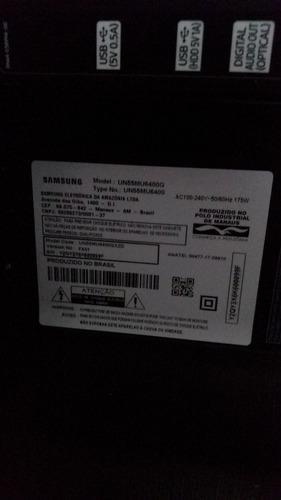Imagem 1 de 4 de Smart Tv Samsung Modelo Un55mu6400g