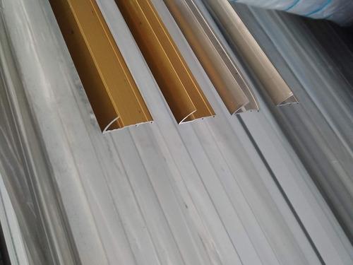 Fleje Para Cerámica En Aluminio.natural  Pack De 2 Unidades