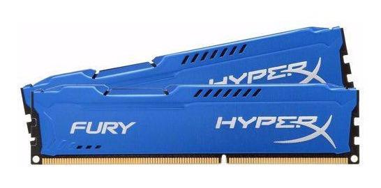 Hyperx Fury 16gb Kit (2x8gb) 1866mhz Ddr3