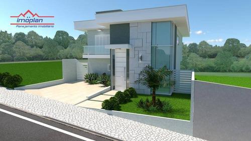 Imagem 1 de 3 de Casa Com 3 Dormitórios À Venda, 210 M² Por R$ 1.150.000,00 - Condomínio Terras De Atibaia I - Atibaia/sp - Ca4143