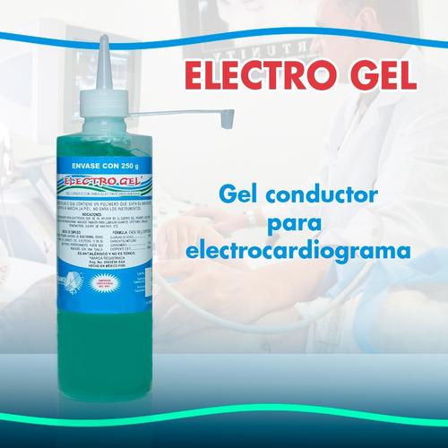 Gel Conductor Electrocardiograma Hidrosoluble Electro Gel