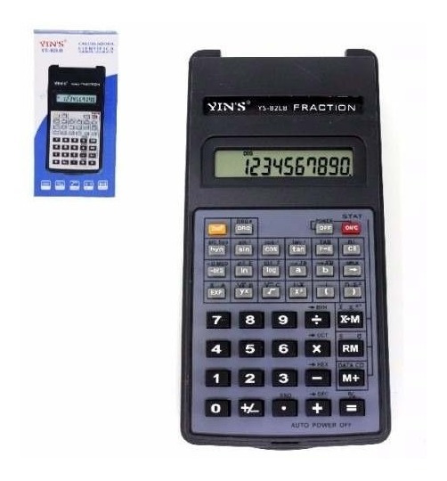 Calculadora Cientifica Yin