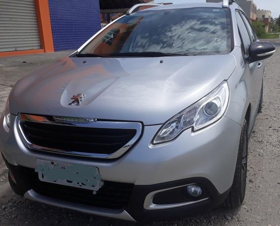 Peugeot 2008 1.6 16v Allure Flex Aut. 5p 2018