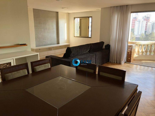 Imagem 1 de 17 de Apartamento Com 2 Dormitórios À Venda, 107 M² Por R$ 745.000,00 - Vila Andrade (zona Sul) - São Paulo/sp - Ap11957