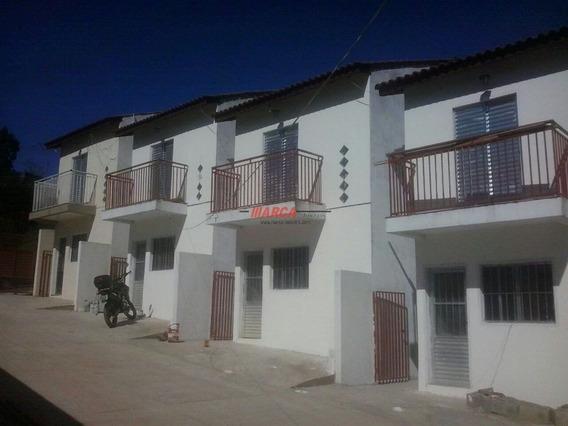 Condominio Residencial Em Francisco Morato (jardim Alegria), 02 Dorms, 60,00 M² - Ma2673