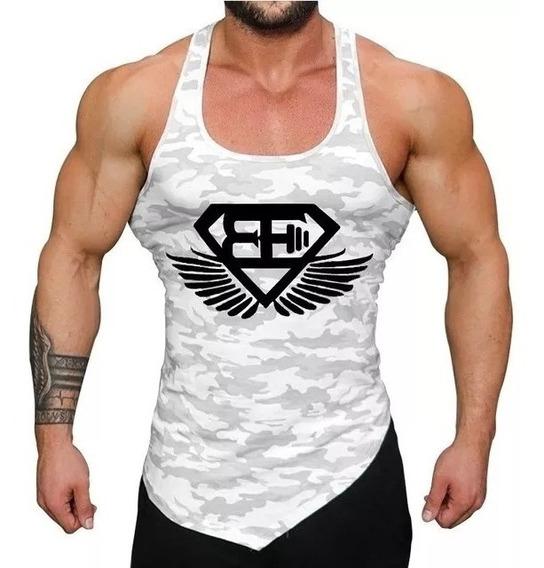 Camiseta Body Engineers Olimpica Gym Fitness Crossfit Origin