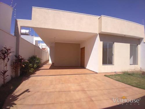 Imagem 1 de 23 de Casa Com 3 Dormitórios À Venda, 250 M² Por R$ 550.000 - Residencial E Comercial Palmares - Ribeirão Preto/sp - Ca3890