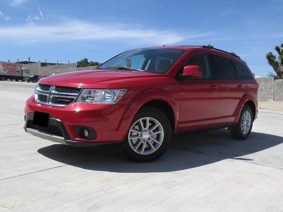 Dodge Journey Sxt Rojo 2015