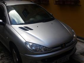 Peugeot 206 Sw 1.6 16v Feline Flex Aut. 5p