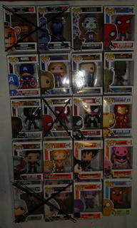Simil Funko Pop Avengers - Fortnite - Five Nights At Freddys
