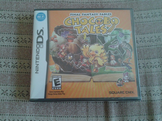 Final Fantasy Chocobo Tales - Lacrado - Original !!!