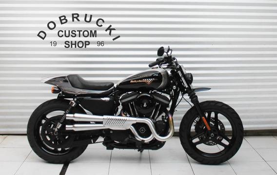 Harley Davidson Sportster 883r Customizada