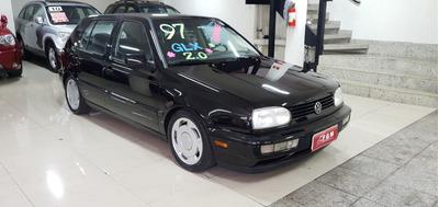 Volkswagen Golf 2.0 Mi Glx 8v Gasolina 4p Manual 1997