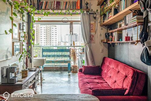 Imagem 1 de 10 de Apartamento À Venda Em São Paulo - 21745