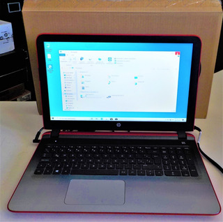 Oferta Laptop Hp Amd A8-7410 1tb 8gb Nva Exhibision S/pila