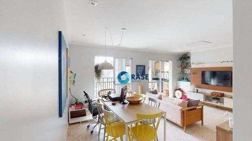 Imagem 1 de 30 de Apartamento Com 3 Dormitórios À Venda, 164 M² - Morumbi - São Paulo/sp - Ap12729