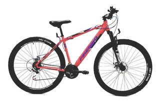 Bicicleta Mountain Fire Bird Rodado 29 Shimano Suspension