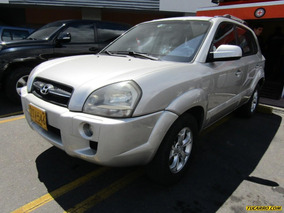 Hyundai Tucson Gl At 2000cc