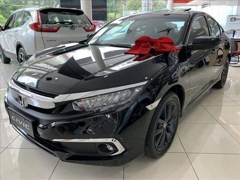 Honda Civic 1.5 Touring Turbo Aut. 4p 2020