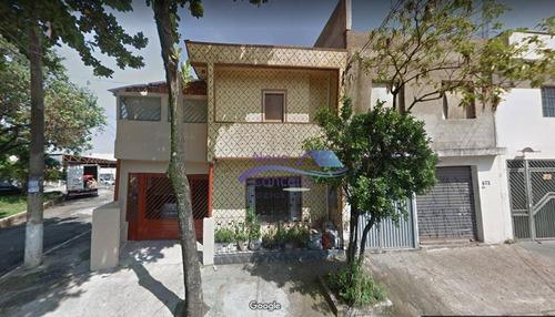 Sobrado Com 2 Dormitórios À Venda, 130 M² Por R$ 420.000,00 - Vila Nova Manchester - São Paulo/sp - So0133