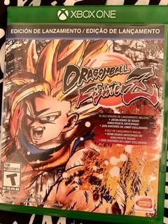 Juego Físico Dragón Ball Z Fighter Para Xbox One