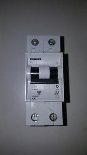Llave Termica Bipolar Siemens 10 A