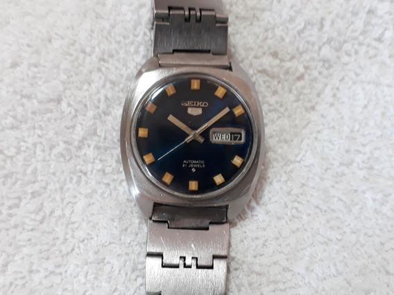 Relógio Seiko 6119, Masculino - Anos 70 (az) !