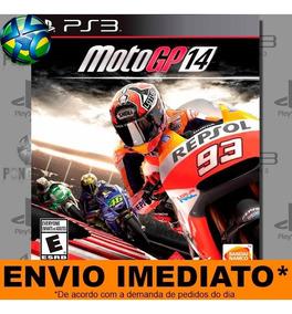 Jogo Ps3 Motogp 14 Psn Play 3 Mídia Digital