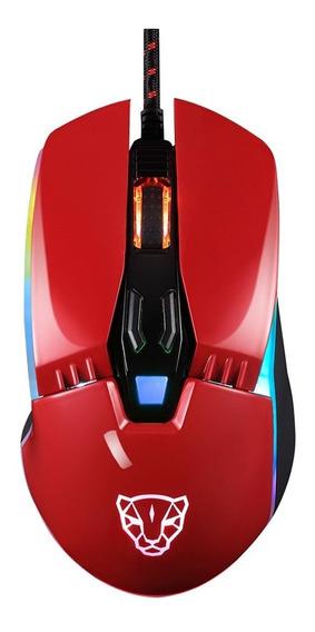 Catamount 8 Botões 5000dpi Rgb Backlit Rgb Gaming Mouse