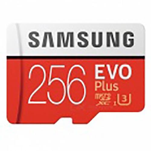 466180 Samsung Evo+ Micro Sdxc Ush-1 U3 256gb Sob Encomenda