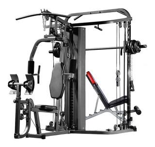 Gym Multi Estacion Smith Banco Funcional Serie Jx-ds925