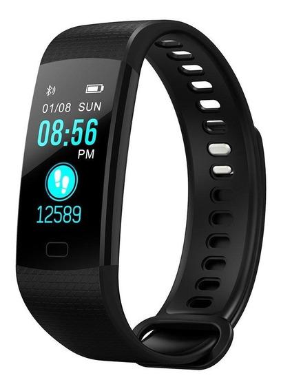 Smart Band Watch Reloj Pulsera Inteligente Y5 Color Ip 67