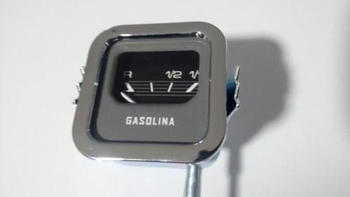 Marcador Combustível Vdo  Fuscão 71/72/73/74/75 Com Lampada