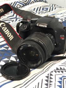 Canon Eos Rebel T2i - Usada