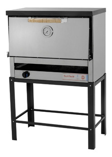Horno Pizzero Sol Real Gauchito 670-i Gas Envasado