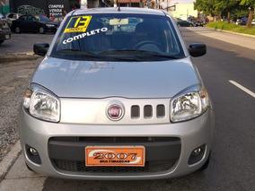Fiat Uno 1.0 Vivace Flex 5p 2013 !!!