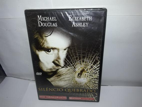 Dvd Filme Silêncio Quebrado Dublado Lacrado De Fábrica