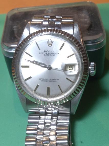 Reloj Rolex Datejust Acero