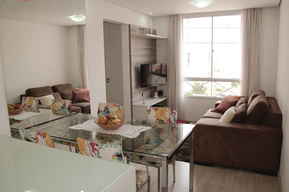 Lindo Apartamento No Ideal Cores - Cezar De Souza - Ap00359 - 32426611